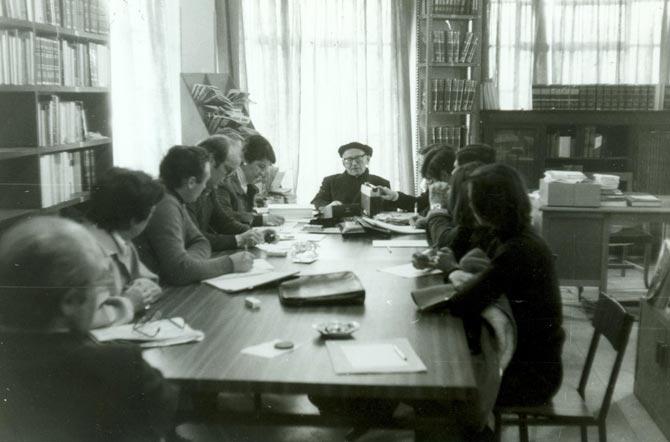 Etniker Bizkaia, Derio 1976