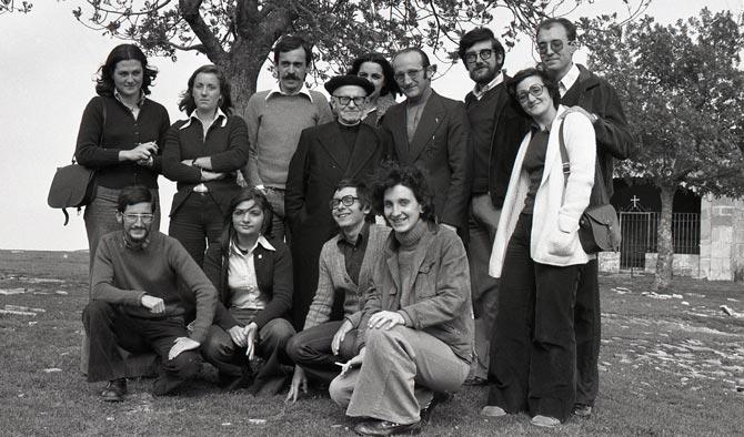 Etniker Navarra, Aralar 1976