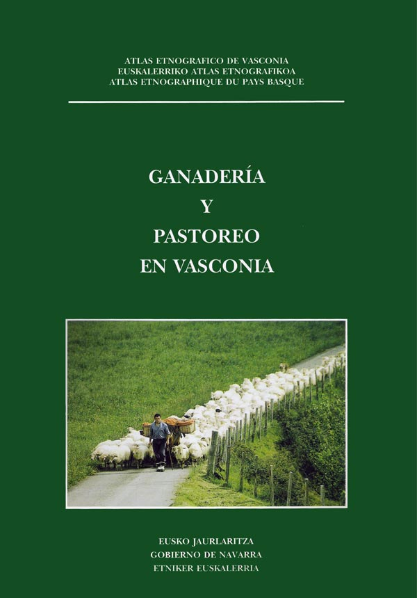 Ganadería y pastoreo en Vasconia