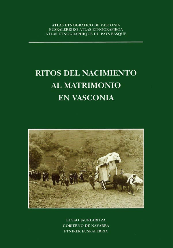 Ritos del nacimiento al matrimonio en Vasconia
